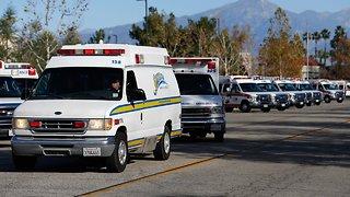 Study Finds People In Poor Neighborhoods Wait Longer For Ambulances