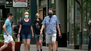 CDC recommending masks go back on for vaccinated in high transmission areas