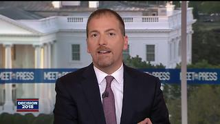 Chuck Todd on trade, tariffs and the economy