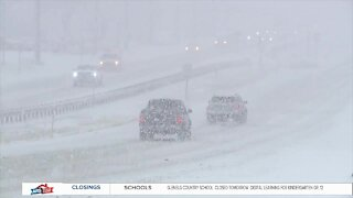 Winter storm in Maryland to cause slick road conditions during morning commute