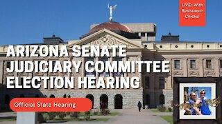 3rd 4th Hr Citizens Demand Hearing Arizona