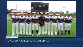 WXYZ Senior Salutes: Onsted High School baseball