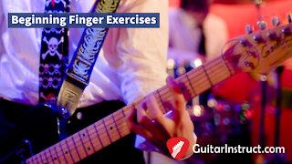 Guitar Finger Exercises (Epi 31)