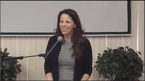 "Dr. Simone Gold — ""The Religion of Public Health"" — Revival Center — April 25, 2021"