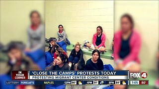 """""""Close the Camps"""" protests planned across the country"""