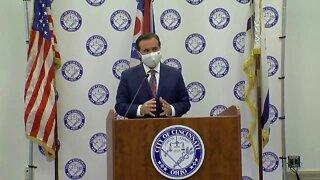Cranley: Cincinnati City Council to consider ordinance requiring masks in public