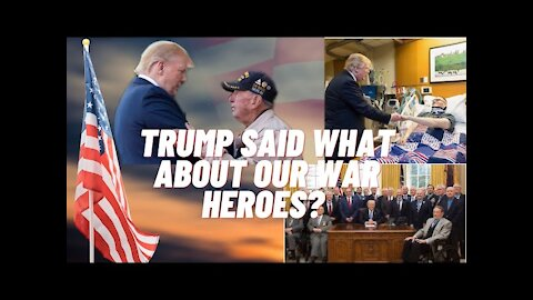 FACT: Trump Loves Our Military