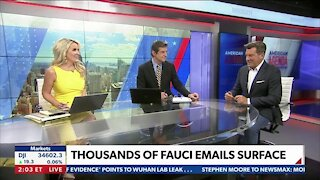 Thousands of Fauci Emails Surface