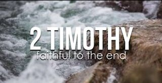 2 Timothy 3:1-2 PODCAST