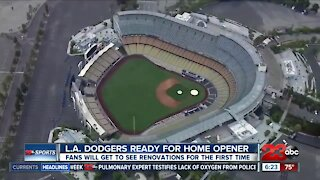 23ABC Sports: High School Football and Dodgers Home Opener