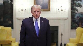 Trump seeking treatment at Walter Reed Hospital after coronavirus diagnosis