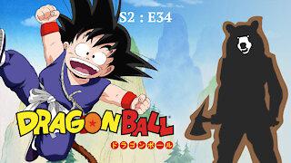 Dragon Ball Season 2 Episode 34 REACTION