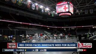 Blood needed as coronavirus restrictions lift