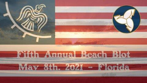 The American Crow Kindred's 5th Annual Beach Blot to Njörð 2021