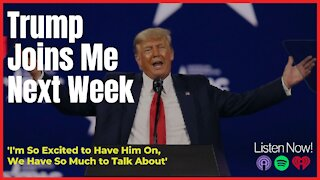 Sara Welcomes President Trump Next Week