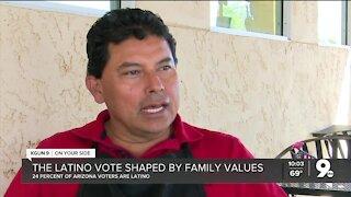 Family values shape the Latino vote in Southern Arizona