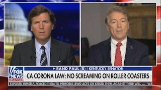 Rand Paul Tears Into Fauci AGAIN on Fox