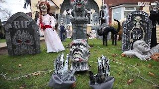 Ecco i migliori addobbi di Halloween!