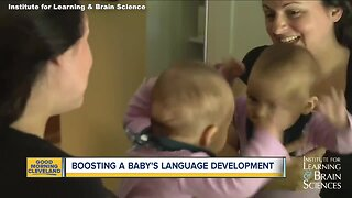 Baby talk is actually a good thing for your kids!