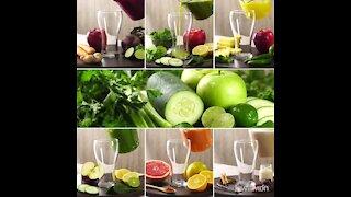6 Detox Juices