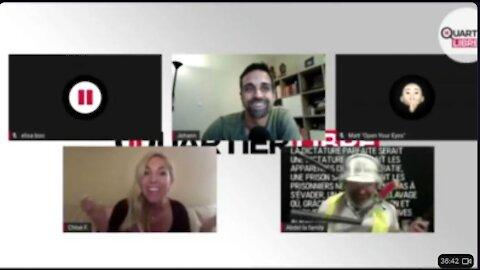 LIVE sur QUARTIER LIBRE le 14.06.20 - avec Matt, Johann, Elisa et Abdel.