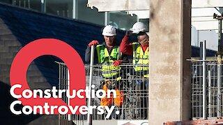 Building industry continues as normal despite widespread lockdown