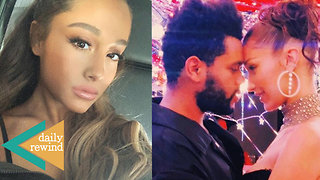 Ariana grande Shades Pete Davidson Again: Bella Hadid & The Weeknd Move In Together   DR