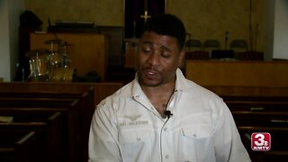 Interview With Pastor at Ricketts Meeting