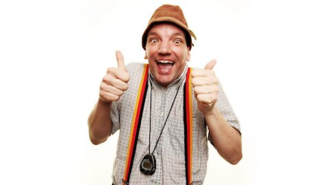 Henning Wehn My Struggle with Interview by Peter de Groot