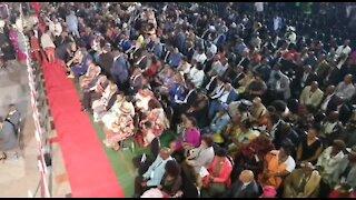 SOUTH AFRICA - Pretoria - State of the Province address - Video (cBs)