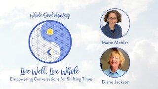 No. 8 ~ Live Well, Live Whole: Andaras, Animals, Vibrational Discernment, & Vibrational Curiosity
