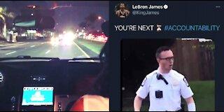 FLASHBACK: LeBron James Gets a Police Escort to a Jay Z Concert