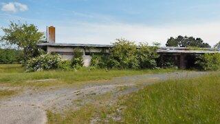 Mt. Vernon School - Abandoned