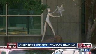 Children's Hospital COVID-19 Training