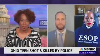 Joy Reid: Knife Fights Happen All The Time And People Survive