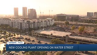 Water Street Tampa celebrates opening of district cooling plant