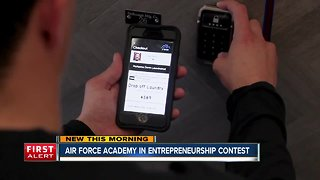 Air Force Academy in entrepreneurship contest