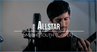 Cory Sites. All Star. Acoustic Cover Under the Influence Series.
