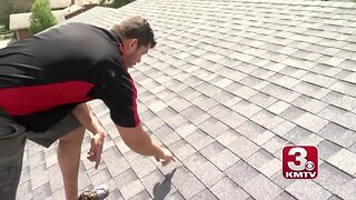 Web Extra: Assessing roof damage
