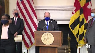 Governor Hogan puts in new restrictions and guidelines as cases rise