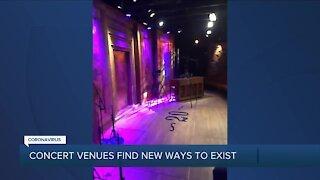 Metro Detroit concert venues adapt to cope with COVID-19 losses