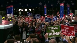 Will RNC in Florida have impact on election?
