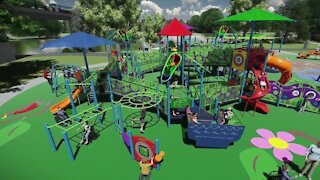 What the playground will look like