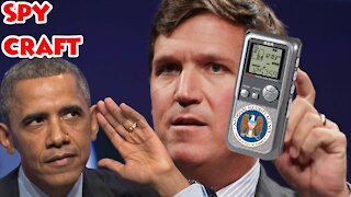 White House Basically Admits It's Spying on Tucker Carlson