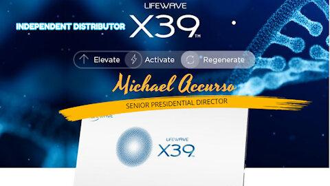 Michael Accurso Senior Presidential Director with Lifewave