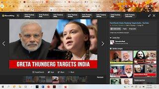News Target: Greta Thunberg is a Puppet?!