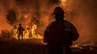 California Gov. Declares State Of Emergency Over Fires Amid Heat Wave