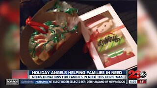 Holiday Angels helping families in need this Christmas