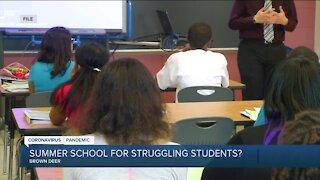 Wisconsin school leaders look to summer school to help with academic and social needs