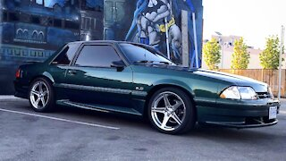 Walk Around My 1992 Foxbody Mustang